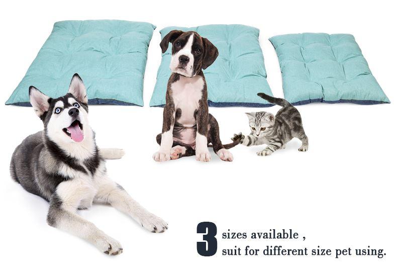 coussin pour chien tailles grand chien