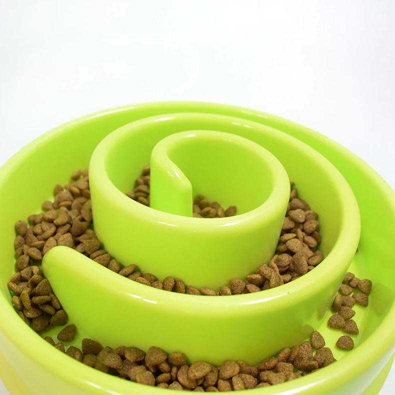 gamelle anti glouton chien qui mange trop vite. Black Bedroom Furniture Sets. Home Design Ideas