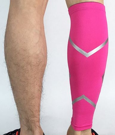 guetre compression reflectactive rose