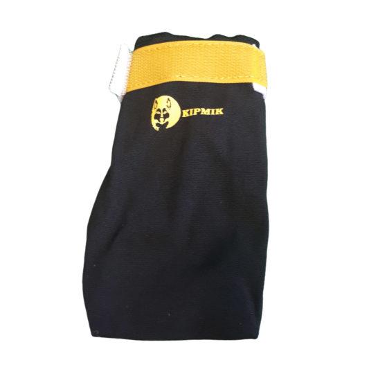 Bottine pour chien KipMik chaussette jaune